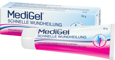 Medigel Schnelle Wundheilung (PZN 10333576)