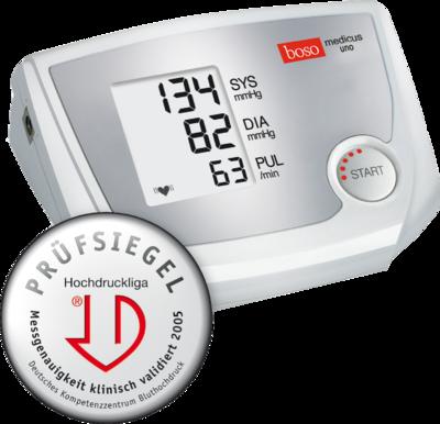 Boso Medicus Uno vollautomat.Blutdruckmessgeraet (PZN 02227831)