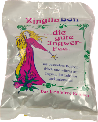 Ingwer Bonbons Zingha (PZN 07380106)