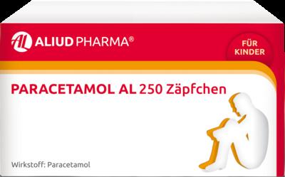 Paracetamol Al 250 (PZN 03295071)