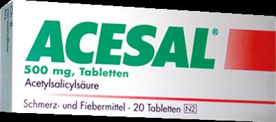 Acesal (PZN 04077749)