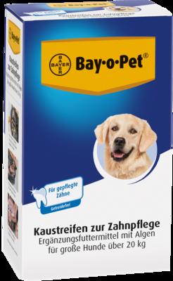 Bay O Pet Zahnpfl.kaustreif.f.gr.hunde (PZN 00073737)