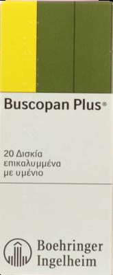 Buscopan plus Film (PZN 02860876)