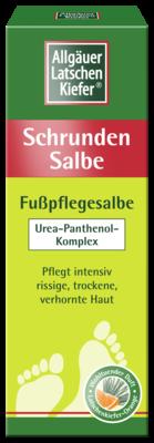Allgäuer Latschenkiefer Schrunden (fußpflege) (PZN 05141490)