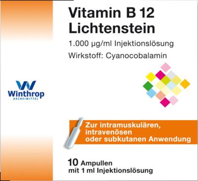 Vitamin B 12 1000 Myg Lichtenstein (PZN 06174296)
