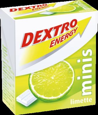 Dextro Energy Minis Limette (PZN 05387943)