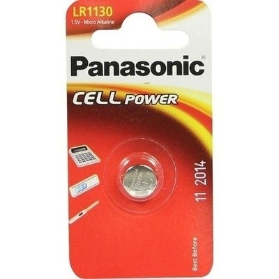 Batterien Knopfzelle Lr 1130 Lr 54 1,5v (PZN 02430029)