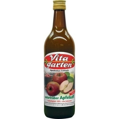 Vitagarten Apfel Saft Trueb (PZN 07221715)