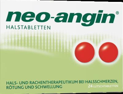 Neo Angin Halstabletten (PZN 00826562)