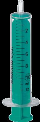Injekt Solo Spritze 10 ml Luer exzentrisch PVC-fr. (PZN 02057926)
