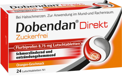 Dobendan Direkt zuckerfrei Flurbiprofen 8,75mg LT (PZN 10326895)
