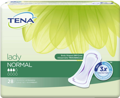 Tena Lady Normal Einlagen (PZN 06057828)