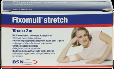 Fixomull Stretch 2mx10cm (PZN 08441442)
