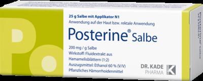 Posterine (PZN 06876348)