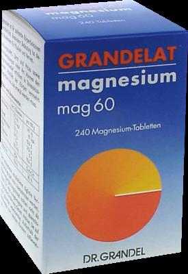 Grandelat Mag 60 Magnesium (PZN 04435516)