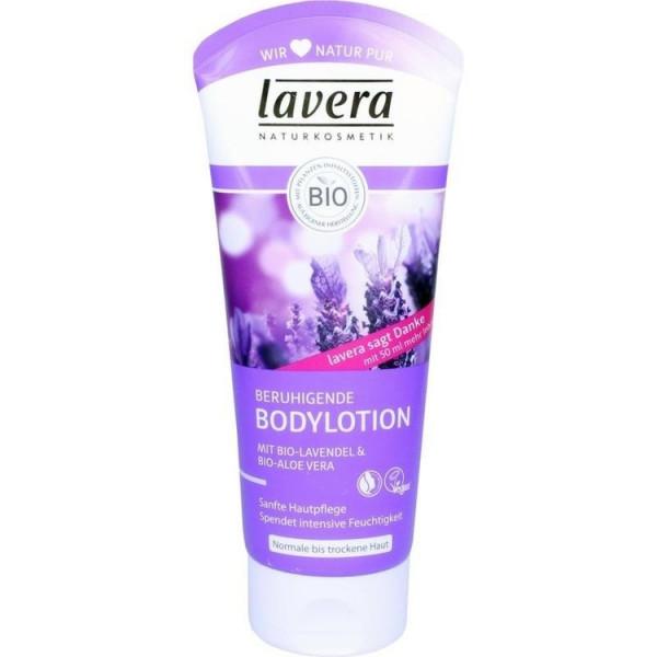 lavera Bodylotion Bio-Lavendel + Bio-Aloe Vera (PZN 10978445)