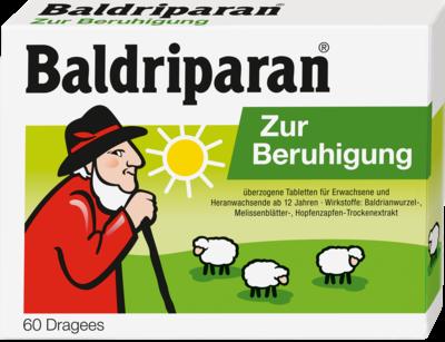 Baldriparan zur Beruhigung (PZN 10124795)