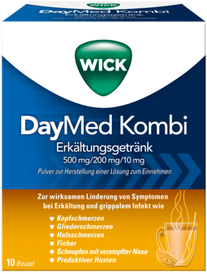 Wick Daymed Kombi Erkältungsgetränk (PZN 07191196)