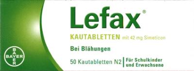 Lefax Kau (PZN 02487928)