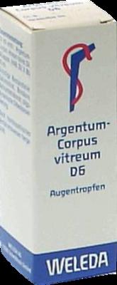 Argentum Corpus Vitreum D 6 Augentr. (PZN 02640749)