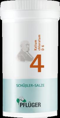 Biochemie Pflüger 4 Kalium chloratum D6 (PZN 06318915)