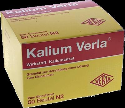 Kalium Verla (PZN 07712873)