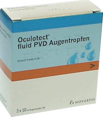 Oculotect Fluid Pvd Augentr. (PZN 00999989)