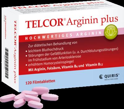 Telcor Arginin plus (PZN 03104734)