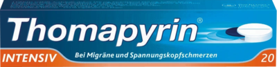 Thomapyrin Intensiv Tabl. (PZN 00624605)