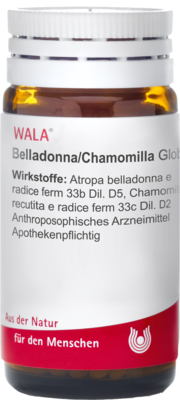 Belladonna Chamomilla (PZN 08784372)