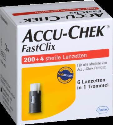 Accu Chek Fastclix (PZN 07234988)
