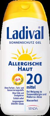 Ladival Allergische Haut Gel Lsf 20 (PZN 03373463)