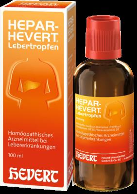 Hepar Hevert Leber (PZN 04982543)