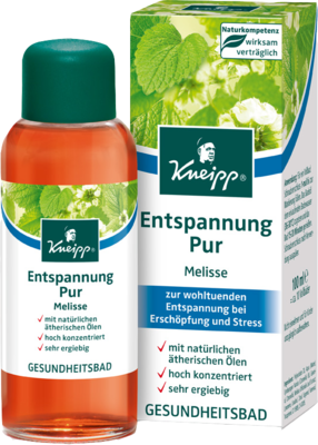 Kneipp Gesundh Entspannung (PZN 00834018)