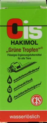 Hakimol Gruene Wasslsl Vet (PZN 00444642)
