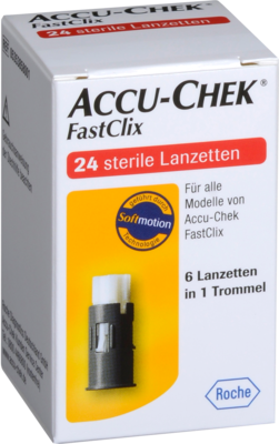 Accu Chek Fastclix (PZN 07234971)