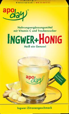Apoday Ingwer + Honig + Vit.c (PZN 07588249)