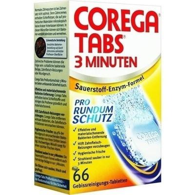 Corega Tabs 3minuten (PZN 00644921)