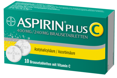 Aspirin plus C Brause (PZN 01406632)