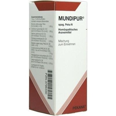 Mundipur Spag. Peka N (PZN 03796330)