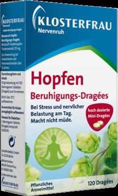 Klosterfrau Hopfen Beruhigungs Nervenruh (PZN 09287575)