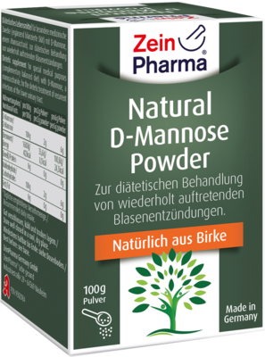 Natural D-Mannose Powder (PZN 09302984)