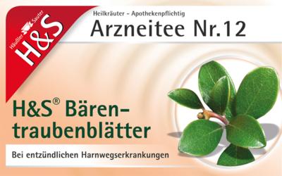 H&s Baerentraubenblaettertee (PZN 02286029)
