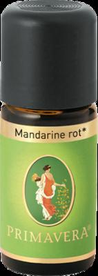 Mandarine Öl rot kbA Ätherisch, 10 ml (PZN 00720846)