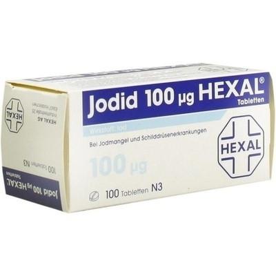 Jodid 100hexal (PZN 03106130)