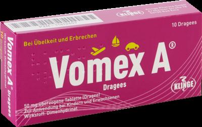 Vomex A  50mg (PZN 11612657)