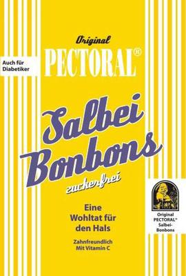 Pectoral Salbei Bonbons Zuckerfrei (PZN 00672716)