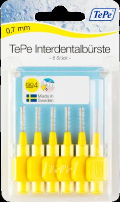 Tepe Interdentalbuerste 0,7mm Gelb (PZN 07641328)