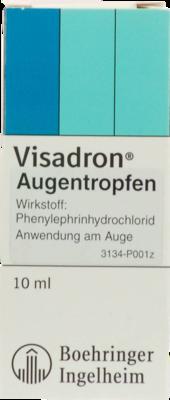 Visadron Augentropfen 0,125% (PZN 02000694)
