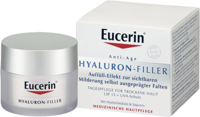 Eucerin Anti-Age HYALURON-FILLER Tag trockene Haut (PZN 07608420)